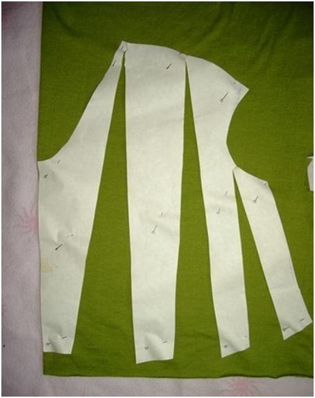 Сшить трикотажное платье