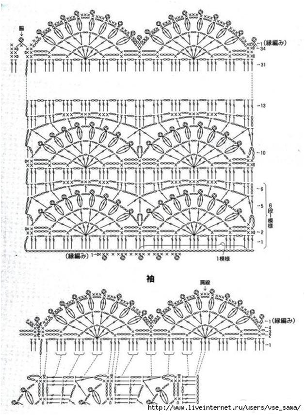 31 янв 2014 вязаные туники 2013 вязаные туники крючком со схемами вязаные платья и туники вязаная туника для женщин