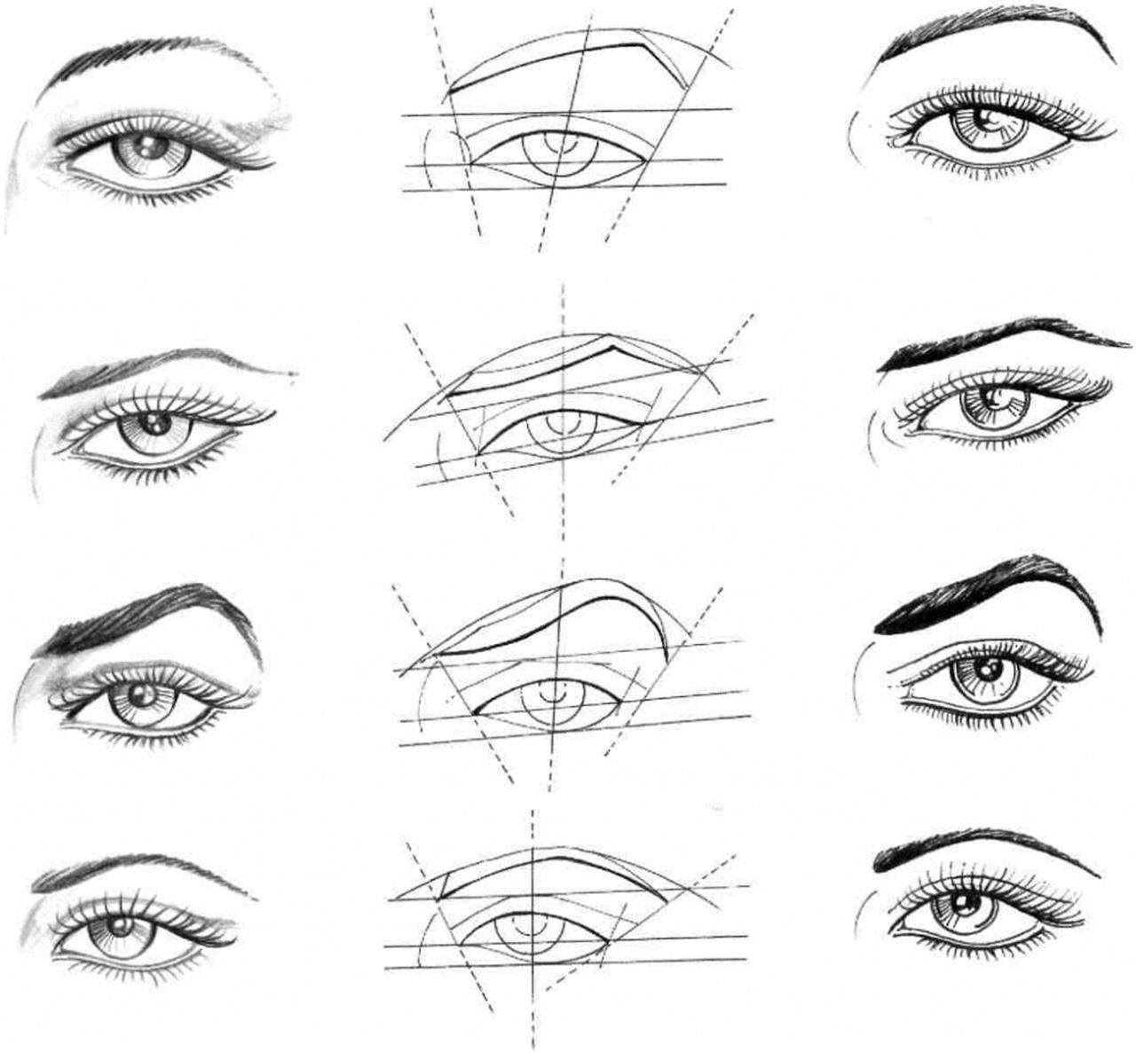 Программа для зарисовки лица на фото 14 фотография