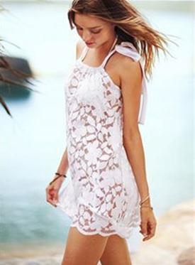 Пляжное платье сшить